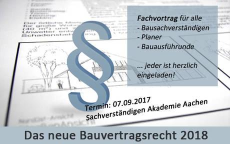 Neues Bauvertragsrecht 2018 : das neue bauvertragsrecht 2018 dipl ing franz josef ~ Lizthompson.info Haus und Dekorationen
